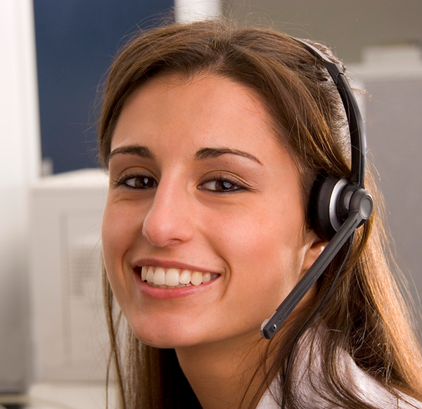customer care team employee