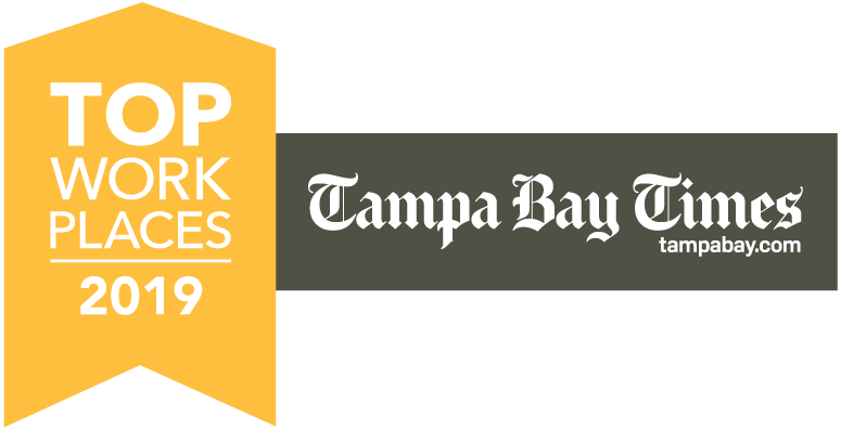 top workplaces tampa 2019 banner