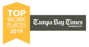 top workplaces tampa bay times 2019