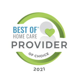Best of Home Care Provider of Choice 2021